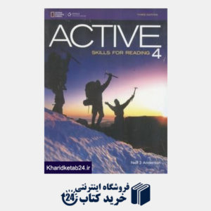 کتاب (ACTIVE Skills for Reading 4 CD (3 Edition