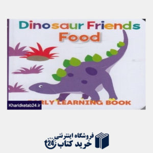 کتاب (Food (Dinosaur Friends
