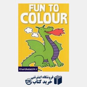 کتاب (Fun to Colour (Yellow