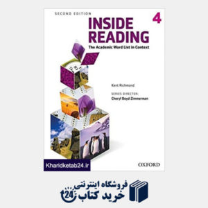 کتاب Inside reading 4 Second Edition