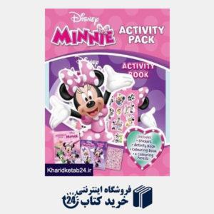 کتاب (Minnie (Colouring Book