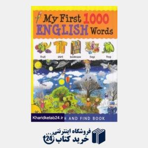 کتاب My First 1000 English Words