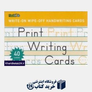 کتاب Print Writing Wipe On Wipe Off