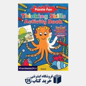 کتاب Thinking Skills Activity Book 2726