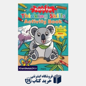 کتاب Thinking Skills Activity Book 2740