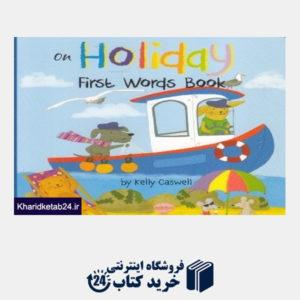 کتاب on Holiday First Words Book