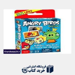 کتاب ْ ْUno Angry Birds 3969