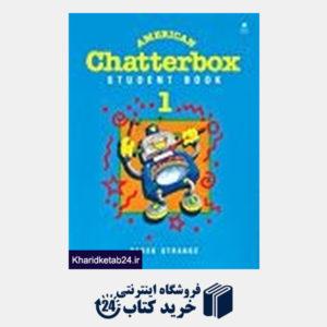 کتاب American Chatterbox 1 Student Book & Work Book