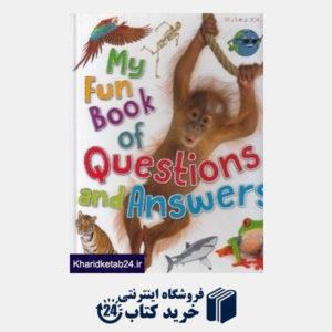 کتاب My Fun Book of Questions and Answers